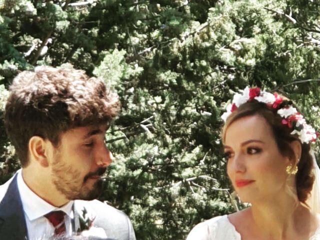 La boda de Javi y Marta en Lozoya Del Valle, Madrid 2
