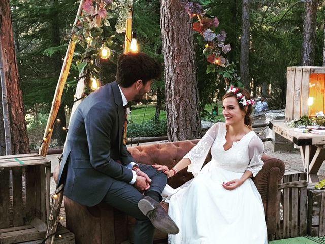 La boda de Javi y Marta en Lozoya Del Valle, Madrid 4