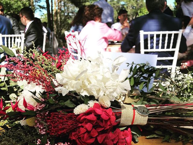 La boda de Javi y Marta en Lozoya Del Valle, Madrid 5