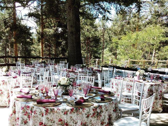 La boda de Javi y Marta en Lozoya Del Valle, Madrid 6
