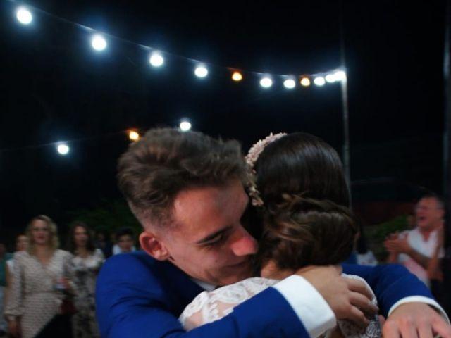 La boda de Victor y Lidia en Cala, Huelva 3