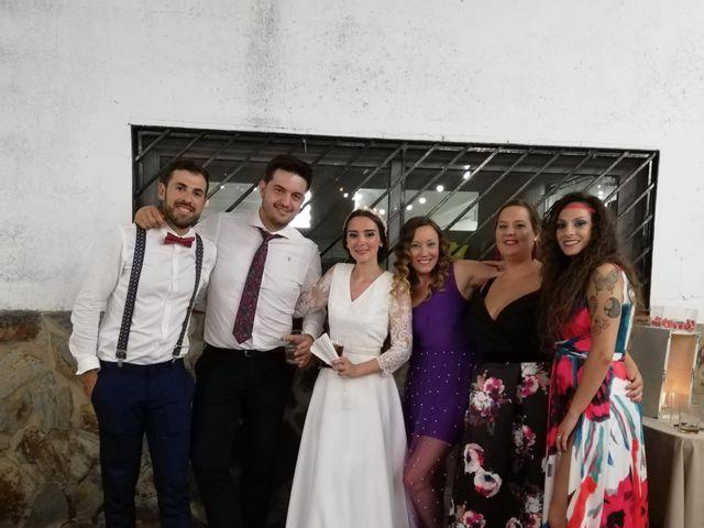 La boda de Victor y Lidia en Cala, Huelva 4