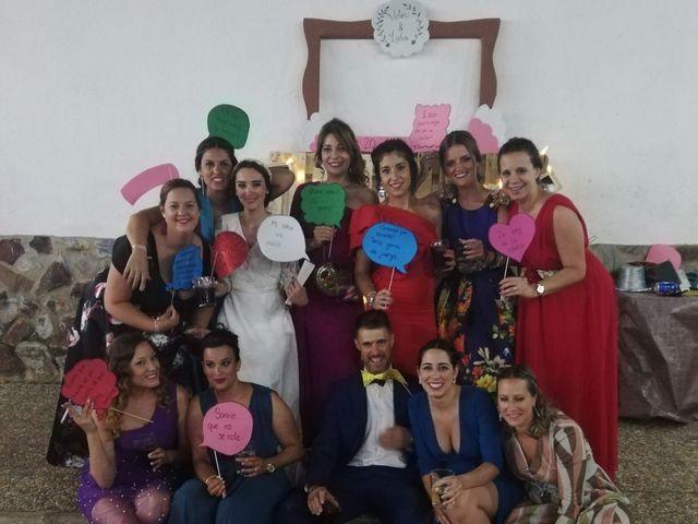 La boda de Victor y Lidia en Cala, Huelva 5