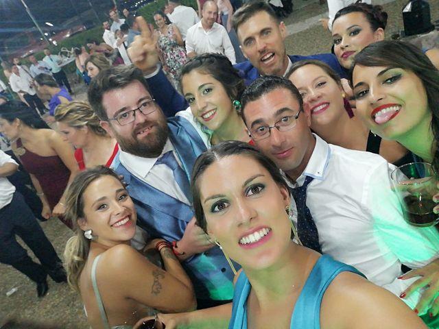 La boda de Victor y Lidia en Cala, Huelva 6