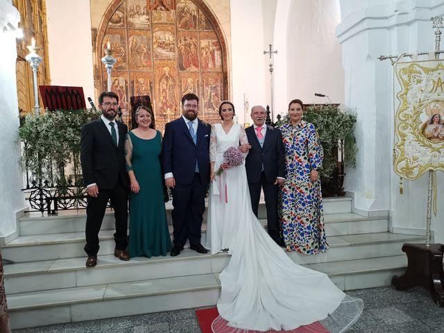 La boda de Victor y Lidia en Cala, Huelva 1