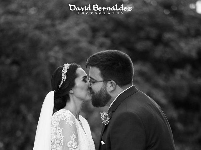 La boda de Victor y Lidia en Cala, Huelva 2
