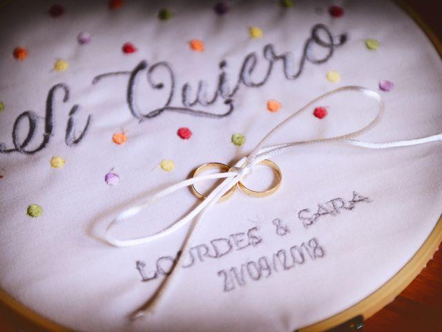 La boda de Sara y Lourdes en Hervas, Cáceres 22