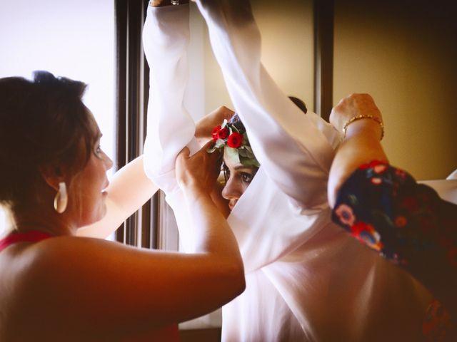 La boda de Sara y Lourdes en Hervas, Cáceres 37