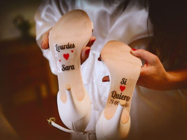 La boda de Sara y Lourdes en Hervas, Cáceres 38