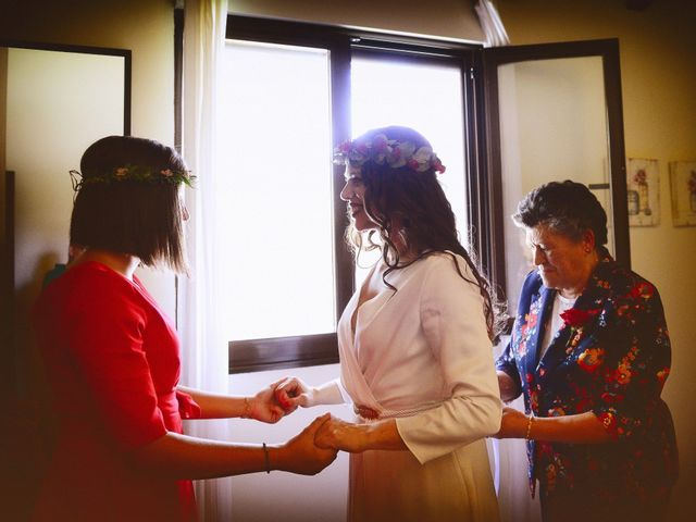 La boda de Sara y Lourdes en Hervas, Cáceres 43