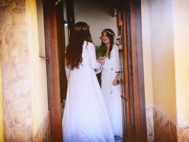 La boda de Sara y Lourdes en Hervas, Cáceres 52