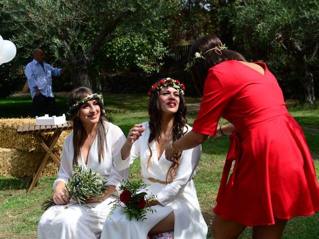 La boda de Sara y Lourdes en Hervas, Cáceres 64