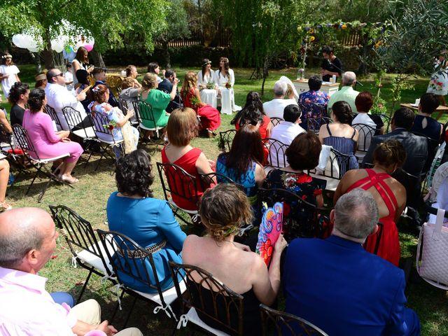 La boda de Sara y Lourdes en Hervas, Cáceres 65
