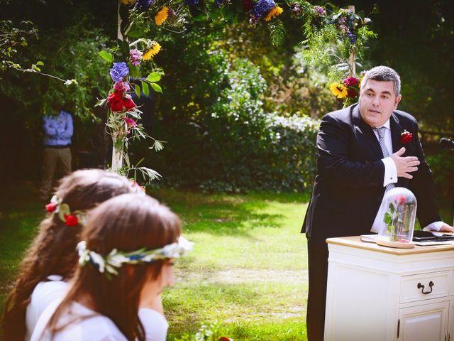 La boda de Sara y Lourdes en Hervas, Cáceres 67