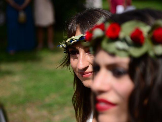 La boda de Sara y Lourdes en Hervas, Cáceres 69
