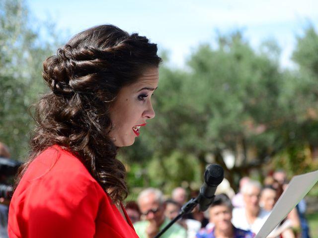 La boda de Sara y Lourdes en Hervas, Cáceres 70