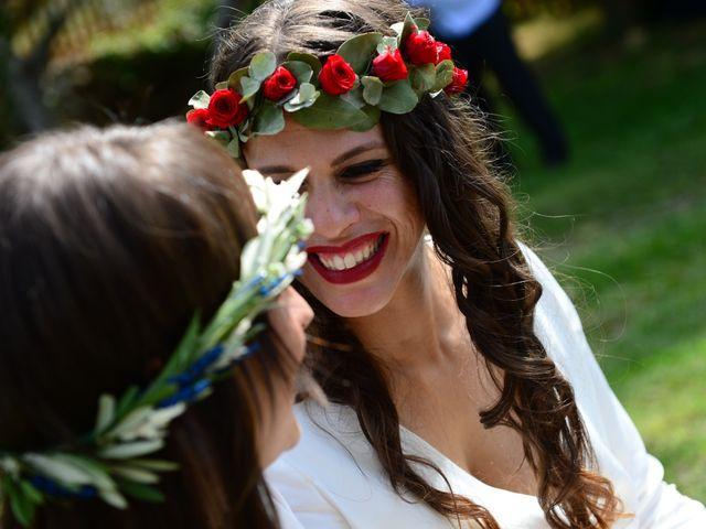 La boda de Sara y Lourdes en Hervas, Cáceres 72