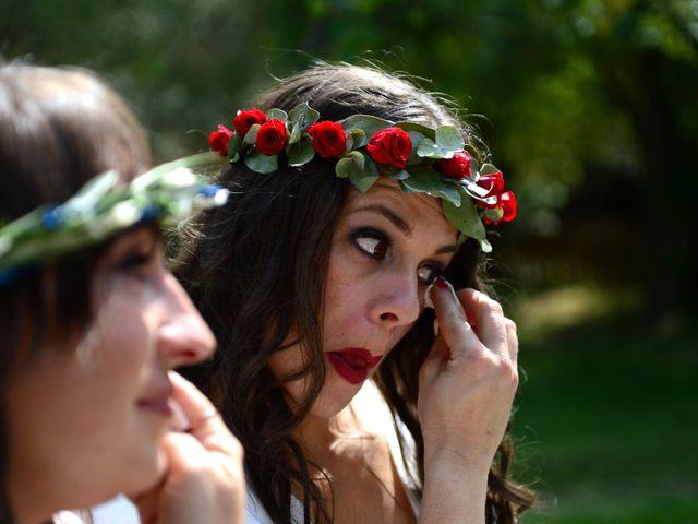 La boda de Sara y Lourdes en Hervas, Cáceres 75