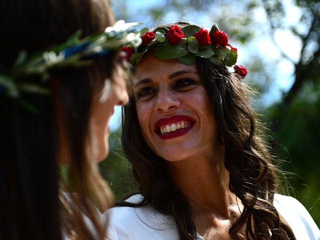 La boda de Sara y Lourdes en Hervas, Cáceres 76