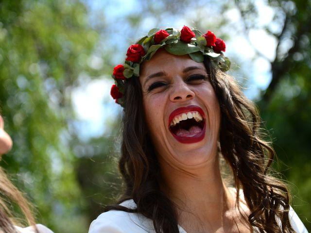 La boda de Sara y Lourdes en Hervas, Cáceres 77