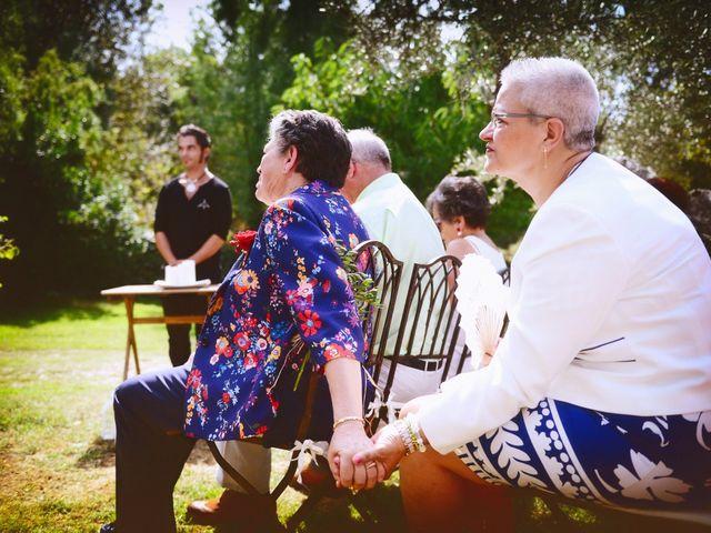 La boda de Sara y Lourdes en Hervas, Cáceres 81
