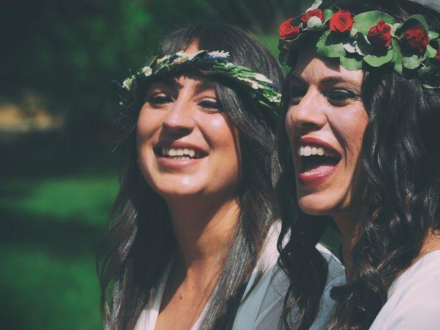 La boda de Sara y Lourdes en Hervas, Cáceres 85