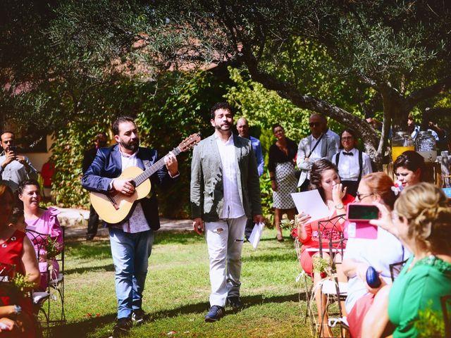 La boda de Sara y Lourdes en Hervas, Cáceres 87