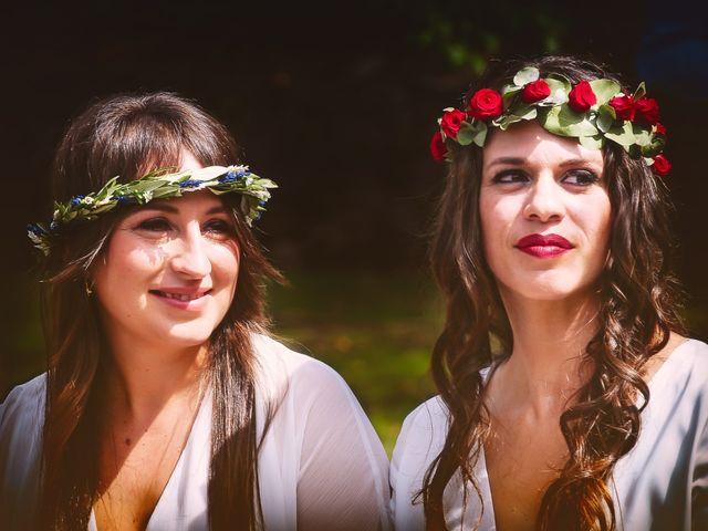 La boda de Sara y Lourdes en Hervas, Cáceres 88