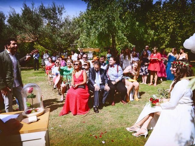 La boda de Sara y Lourdes en Hervas, Cáceres 90