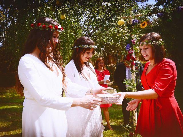 La boda de Sara y Lourdes en Hervas, Cáceres 97