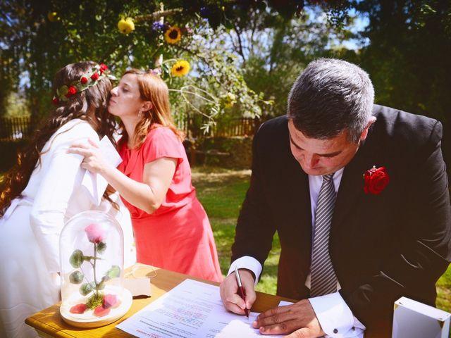 La boda de Sara y Lourdes en Hervas, Cáceres 103