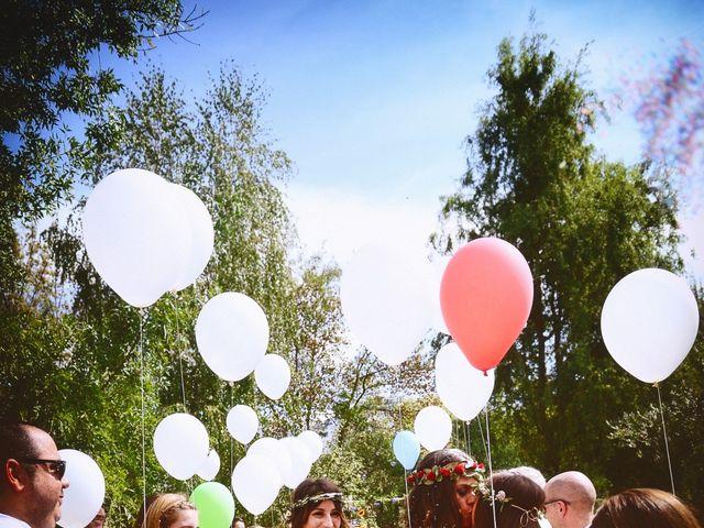 La boda de Sara y Lourdes en Hervas, Cáceres 105