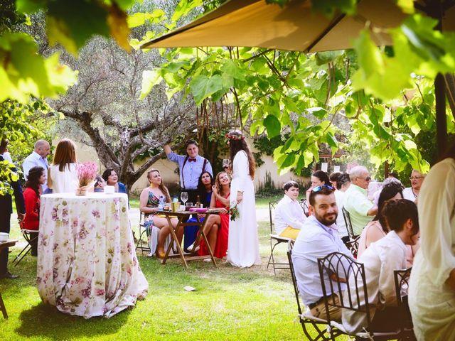 La boda de Sara y Lourdes en Hervas, Cáceres 111