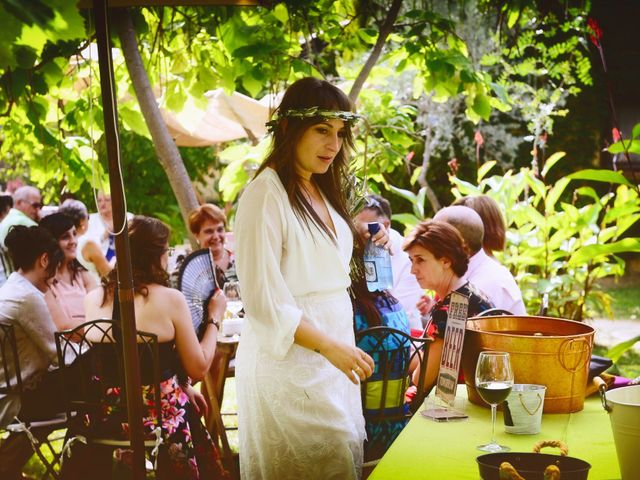 La boda de Sara y Lourdes en Hervas, Cáceres 115