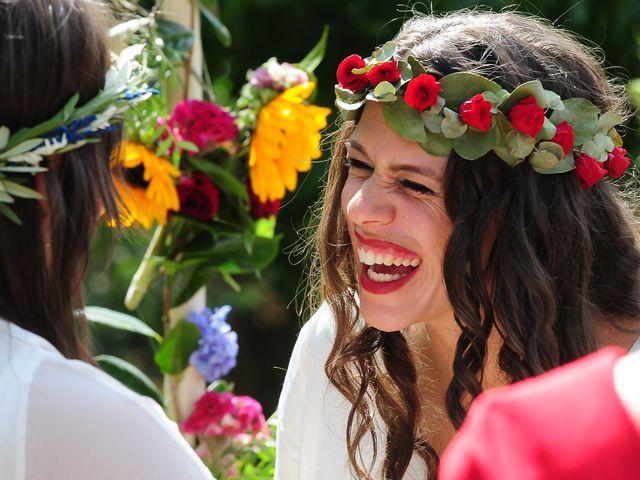 La boda de Sara y Lourdes en Hervas, Cáceres 119