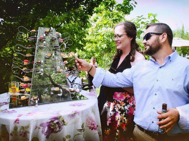 La boda de Sara y Lourdes en Hervas, Cáceres 123