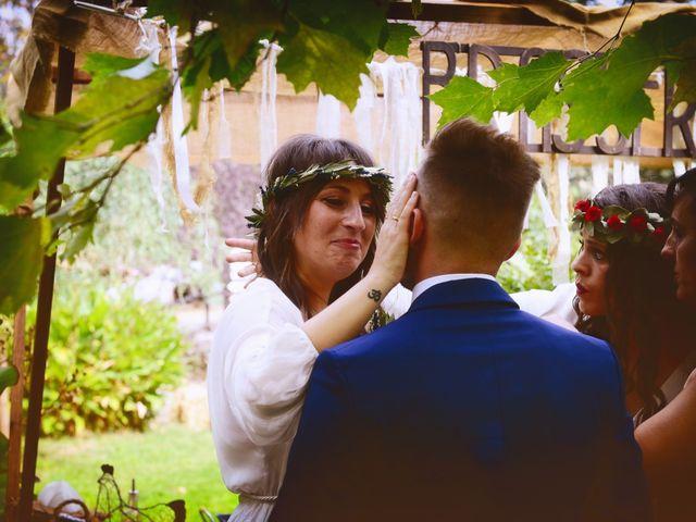 La boda de Sara y Lourdes en Hervas, Cáceres 124