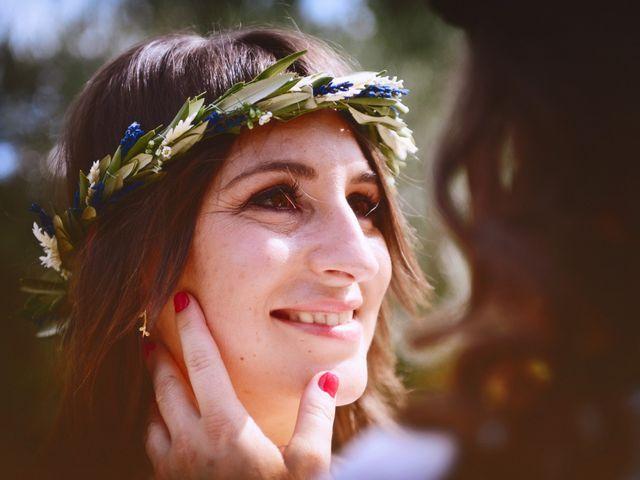 La boda de Sara y Lourdes en Hervas, Cáceres 142