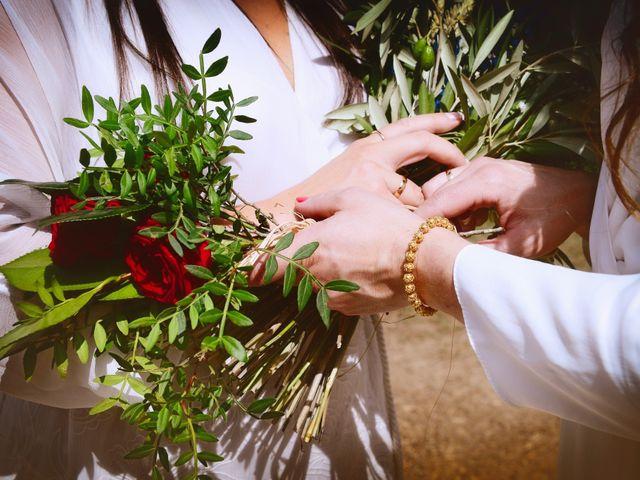 La boda de Sara y Lourdes en Hervas, Cáceres 145