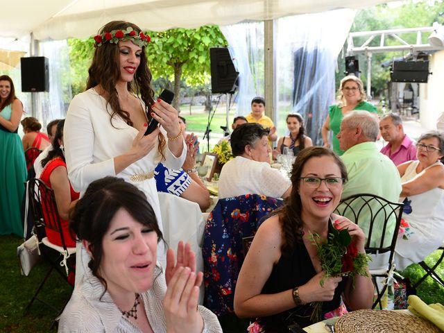 La boda de Sara y Lourdes en Hervas, Cáceres 154