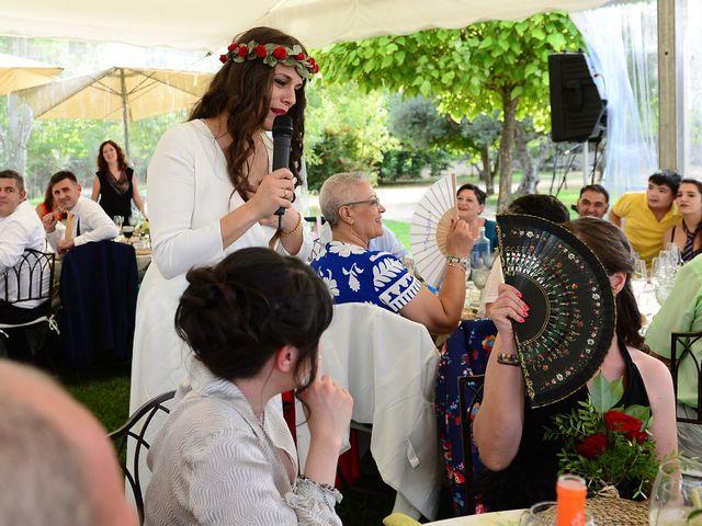 La boda de Sara y Lourdes en Hervas, Cáceres 155