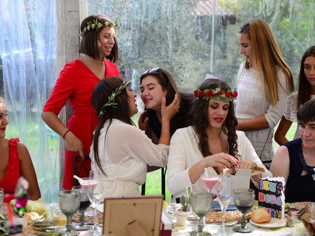 La boda de Sara y Lourdes en Hervas, Cáceres 156