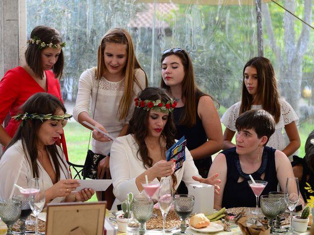 La boda de Sara y Lourdes en Hervas, Cáceres 157