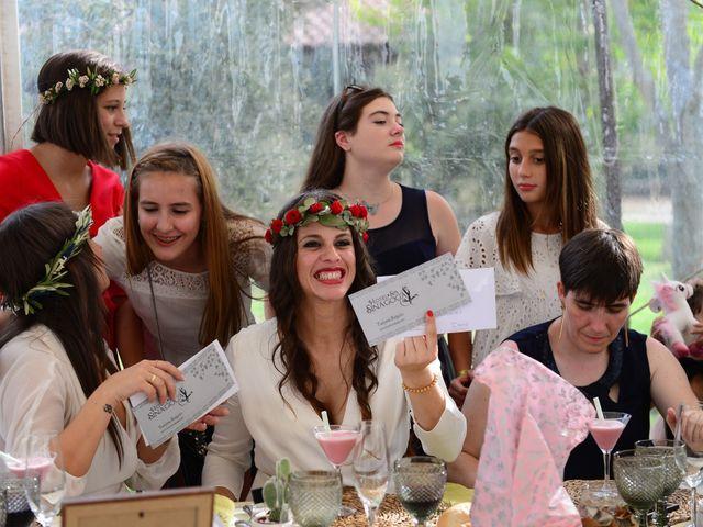La boda de Sara y Lourdes en Hervas, Cáceres 158