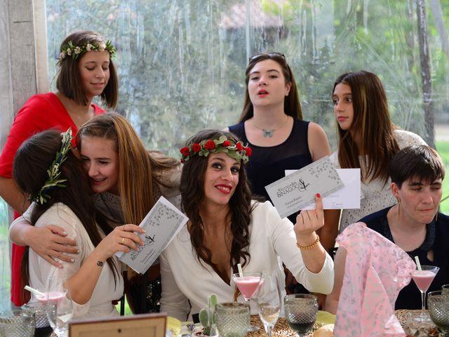 La boda de Sara y Lourdes en Hervas, Cáceres 159