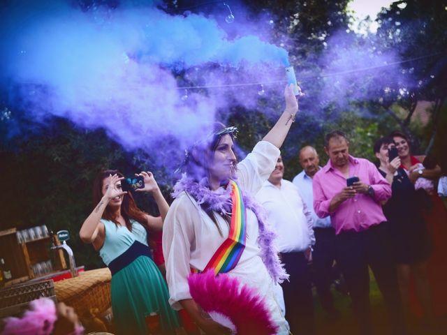 La boda de Sara y Lourdes en Hervas, Cáceres 162