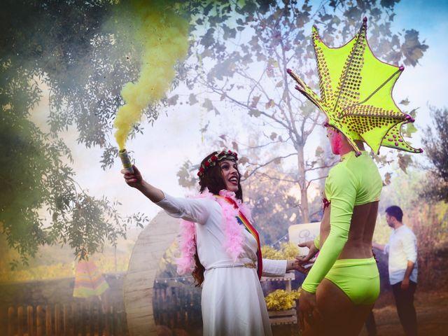 La boda de Sara y Lourdes en Hervas, Cáceres 164