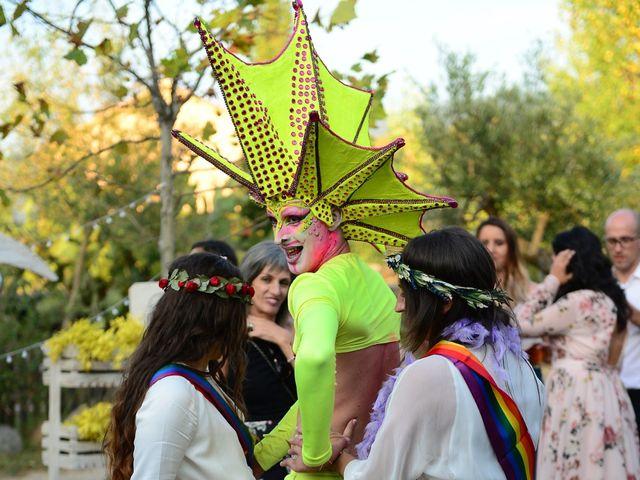 La boda de Sara y Lourdes en Hervas, Cáceres 177