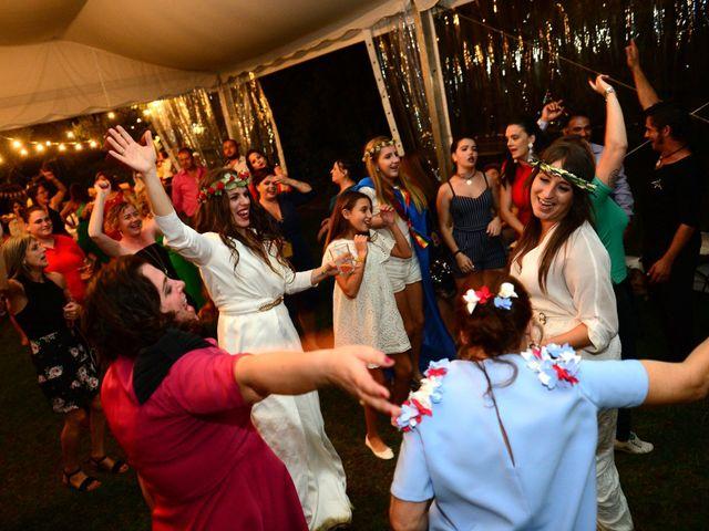 La boda de Sara y Lourdes en Hervas, Cáceres 184
