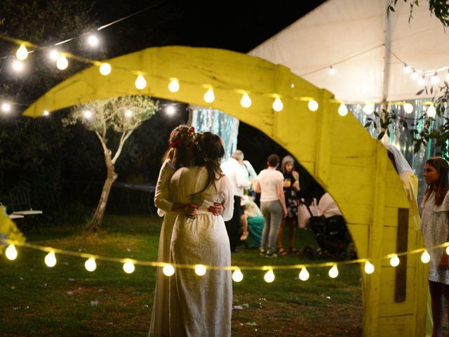 La boda de Sara y Lourdes en Hervas, Cáceres 185